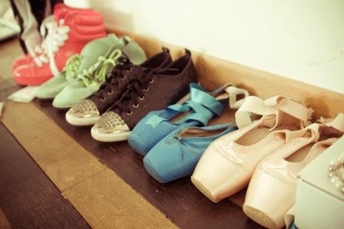 b2013c661d Como pintar sapatilhas de ponta! - Mundo Dança Blog
