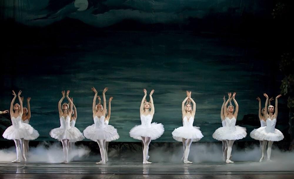 """20f7b8dca1 Ballet clássico  conheça o fascinante """"O Lago dos Cisnes"""" - Mundo Dança Blog"""